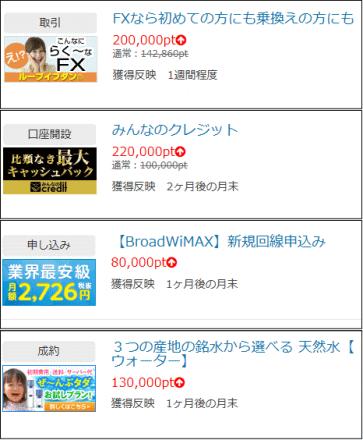 10万円ポイントサイト