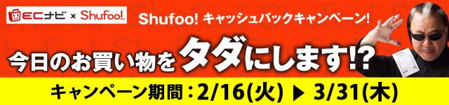 Shufoo!1000万円1